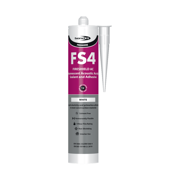 FS4 Fireshield AC Intumescent Acrylic Sealant